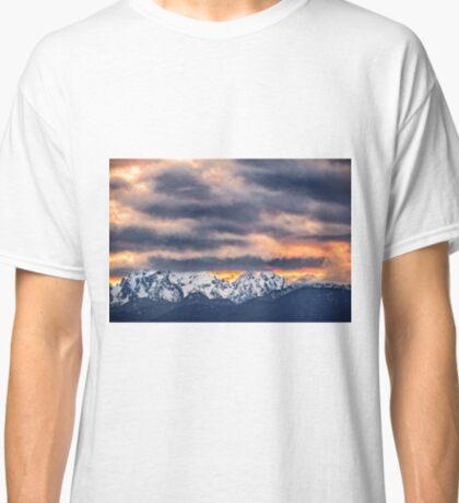 Olympic Sunset Classic T-Shirt