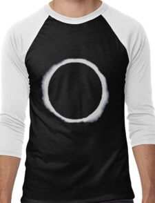 eclipse shirt  Men's Baseball ¾ T-Shirt