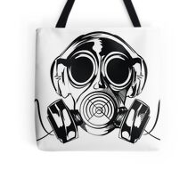 The Gas Mask Tote Bag