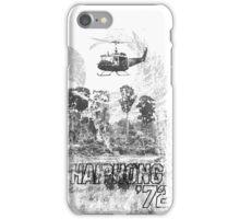 Haiphong '72 iPhone Case/Skin