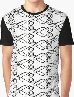 Scissors Graphic T-Shirt