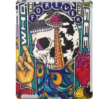 Who the Hell can see Forever iPad Case/Skin