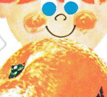 Vintage Outspan Orange decal Sticker