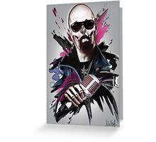 Painkiller Greeting Card