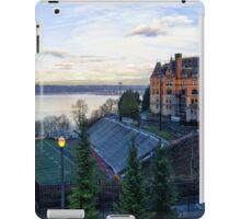 Staduim Bowl - Tacoma, WA iPad Case/Skin