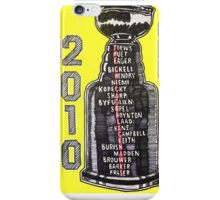 Chicago Blackhawks - 2010 iPhone Case/Skin