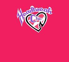 Heart Break Chic Womens Fitted T-Shirt