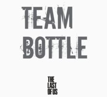 Team Bottle - The Last Of Us Kids Tee