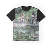 Pond Wedding Graphic T-Shirt