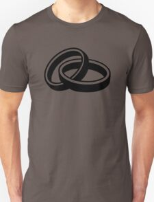 Wedding rings T-Shirt