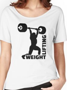 Weightlifting Women's Relaxed Fit T-Shirt