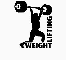 Weightlifting Unisex T-Shirt