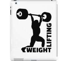 Weightlifting iPad Case/Skin