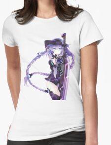 Hyper Much? Womens Fitted T-Shirt