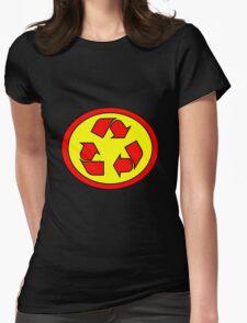 Hero, Heroine, Superhero, Super Recycling T-Shirt