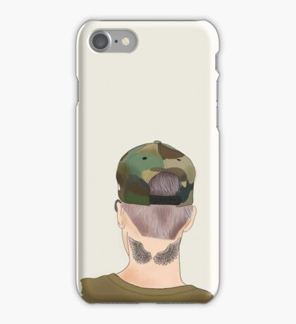 Justin Bieber Drawing Phone Case iPhone Case/Skin