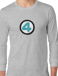 LAZY COSPLAY: Fantastic Four Long Sleeve T-Shirt