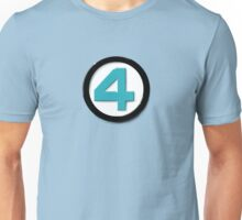 LAZY COSPLAY: Fantastic Four Unisex T-Shirt