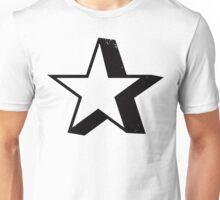 Star Dropshadow Unisex T-Shirt