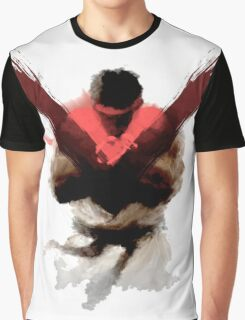 The Street Fighter Graphic T-Shirt