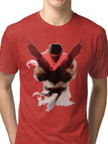 The Street Fighter Tri-blend T-Shirt