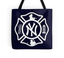 FDNY - Yankees style Tote Bag