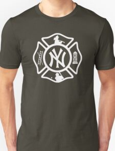 FDNY - Yankees style T-Shirt
