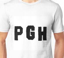 Pittsburgh PGH Unisex T-Shirt