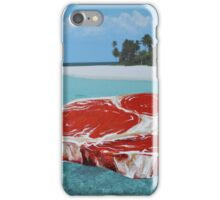 The Great Barrier Beef iPhone Case/Skin