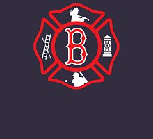 Boston Fire - Red Sox style Unisex T-Shirt