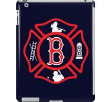 Boston Fire - Red Sox style iPad Case/Skin