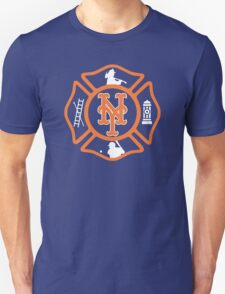 FDNY - Mets style Unisex T-Shirt