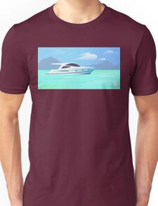 Оn the boat! Unisex T-Shirt
