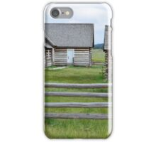Days Of The Old West  iPhone Case/Skin