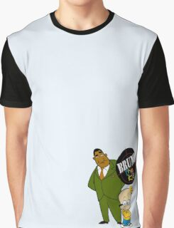 Bruno the Kid  Graphic T-Shirt
