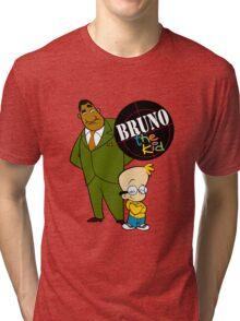 Bruno the Kid  Tri-blend T-Shirt