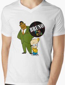 Bruno the Kid  Mens V-Neck T-Shirt