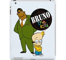 Bruno the Kid  iPad Case/Skin