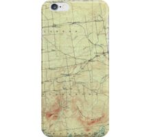 New York NY Churubusco 122741 1915 62500 iPhone Case/Skin