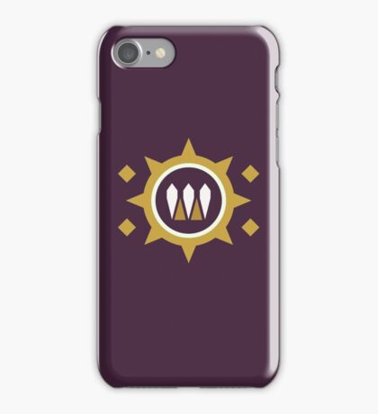 The Queen's Wrath Emblem iPhone Case/Skin