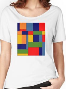 Abstract #348 Women's Relaxed Fit T-Shirt