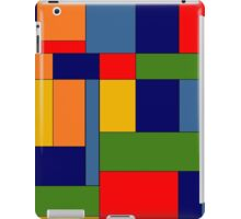 Abstract #348 iPad Case/Skin