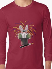 The Magician's Favorite Trick Long Sleeve T-Shirt