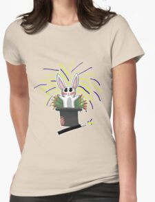 The Magician's Favorite Trick Womens Fitted T-Shirt