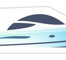 Boat Sticker