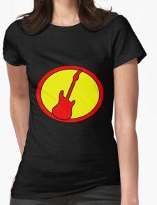 Hero, Heroine, Superhero, Super Guitarist T-Shirt