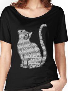 Book Cat Women's Relaxed Fit T-Shirt