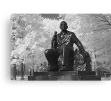 Grand Old Man of The Grand Army Canvas Print