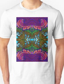 Psychedelic Abstract colourful work 259 T-Shirt