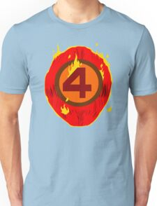 LAZY COSPLAY: Fantastic Four's Johnny Storm Unisex T-Shirt